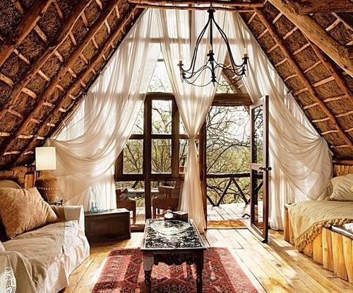 rustic chic home decor a batty life - Rustic Chic Decor