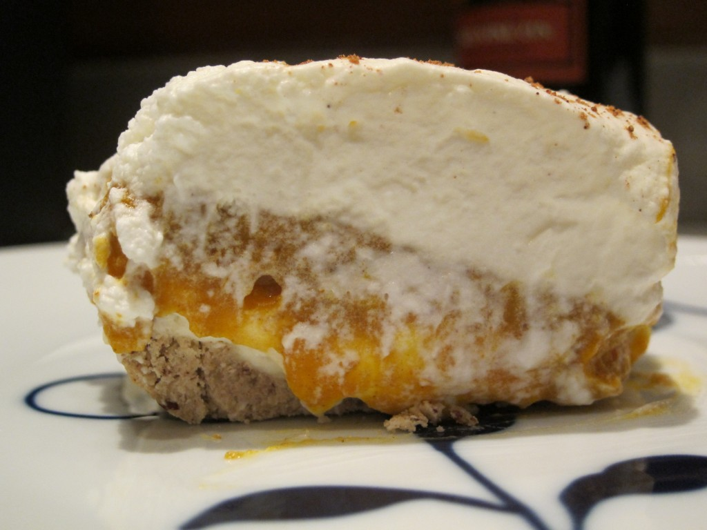 Paleo pumpkin cake