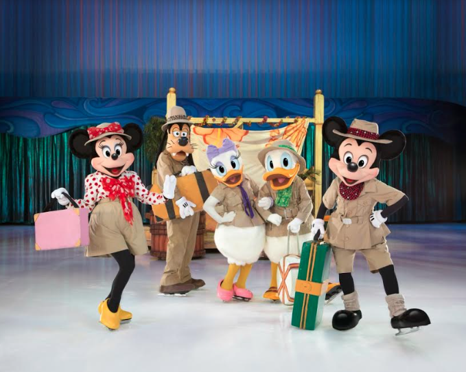 Disney on Ice Huntington Center