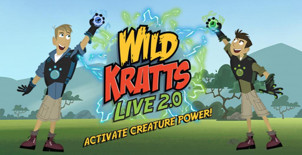 Wild Kratts Live Toledo
